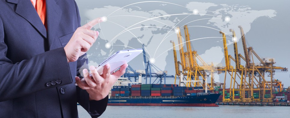 Image result for Advancement of technology in shipping