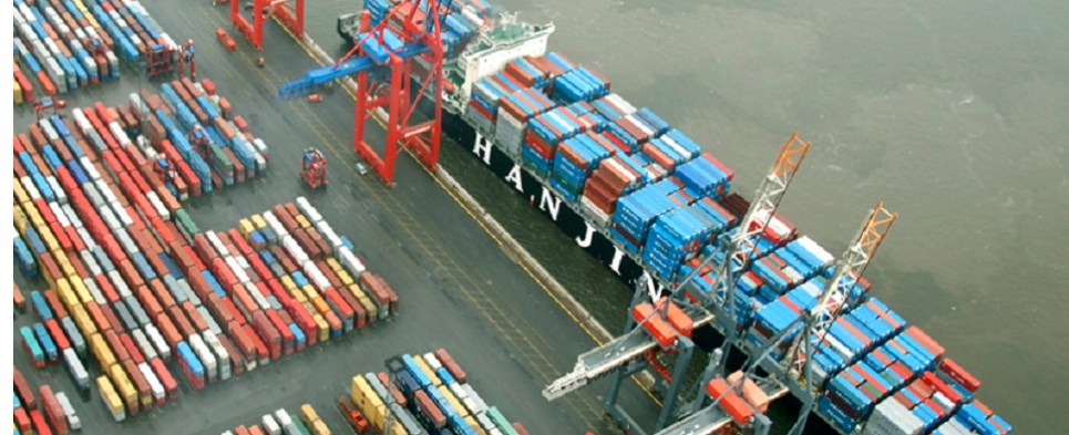Hanjin vessels stuck with billions of dollars worth of shipments of export cargo and import cargo in international trade.
