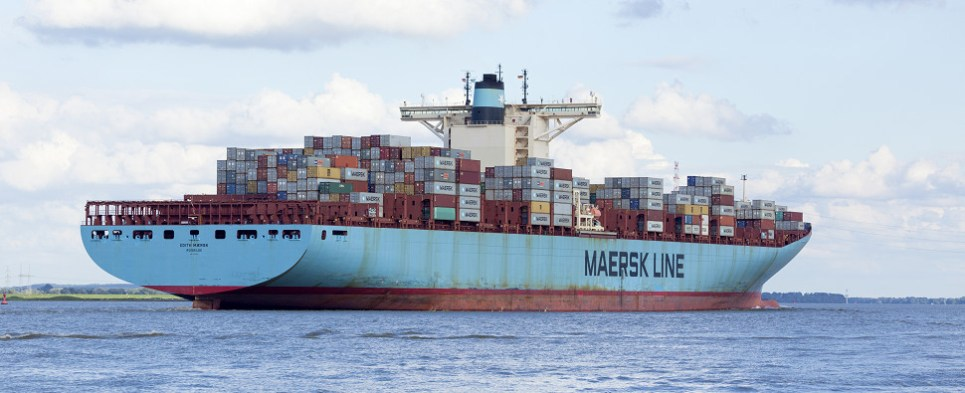 Maersk is embarking on an new strategy to grow its business that carries shipments of export cargo and import cargo in international trade.