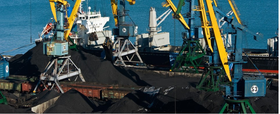 Proposed Oakland coal terminal would have handled shipments of export cargo and import cargo in international trade.