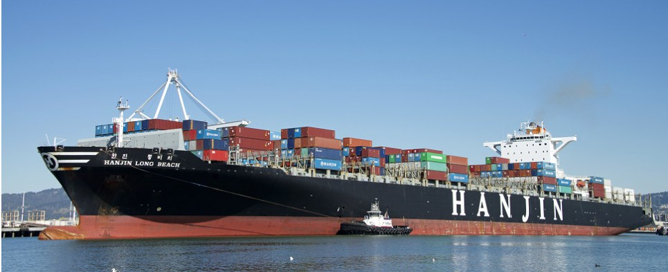 Shipments of export cargo and import cargo in international trade are still stuck on Hanjin vessels.