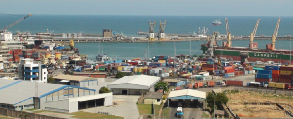 Tema port expansion will allow it to handle more shipments of export cargo and import cargo in international trade.