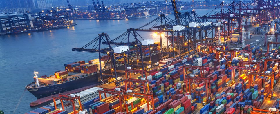 Virginia port expansion will enable it to handle more shipments of export cargo and import cargo in international trade.