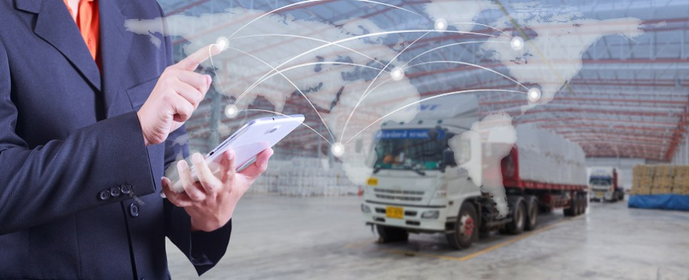 Big data is now driving truck shipments of export cargo and import cargo in international trade.
