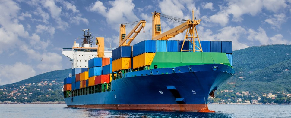 Ocean carriers handle the most shipments of export cargo and import cargo in international trade.