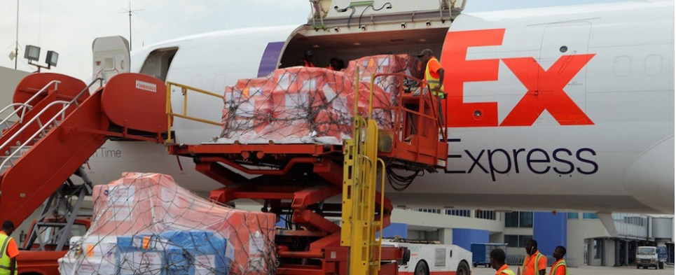Air cargo providers are delivering humanitarian shipments of export cargo and import cargo in international trade to Haiti.