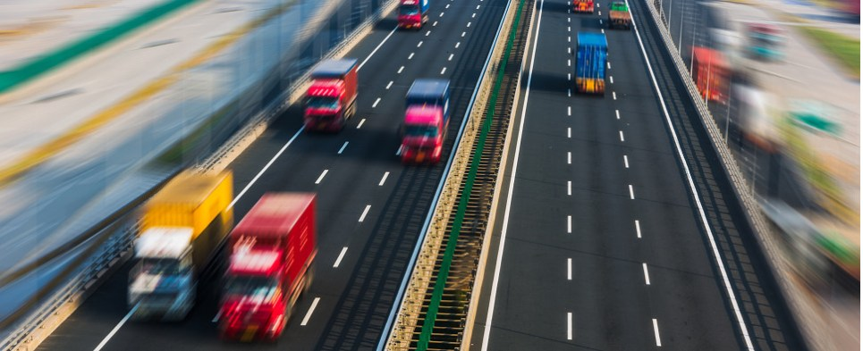 Trucking software help move shipments of export cargo and import cargo in international trade.