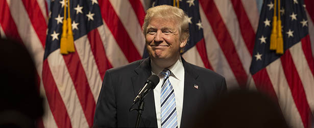 Donald Trump supports American Manufacturing, which in turn will support economic development and the logistics industry.