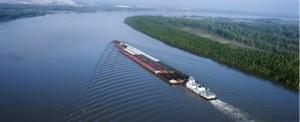50-Foot Dredging for Lower Mississippi River