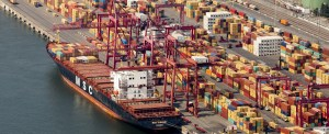 New Container Terminal at Port of Montreal