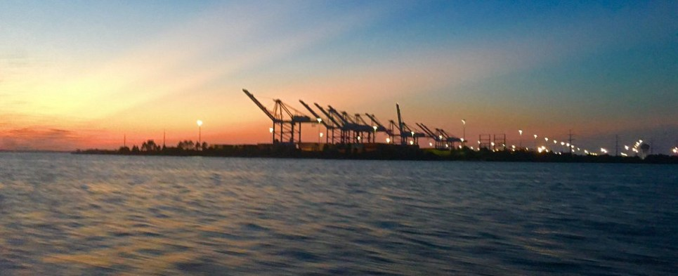 Port of Virginia terminals will be expanding to handle more shipments of export cargo and import cargo in international trade.