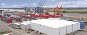 First In-Port Cold Storage Facility In North Carolina