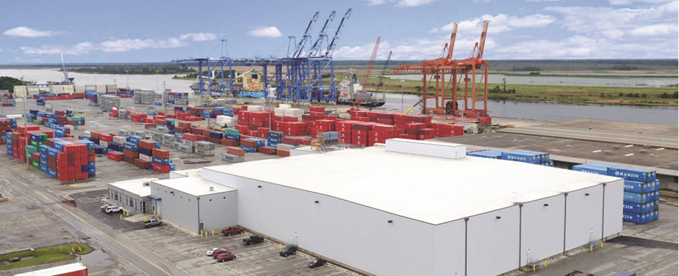 Opening of new facility will allow North Carolina port to handle cold shipments of export cargo & First In-Port Cold Storage Facility In North Carolina | Global Trade ...