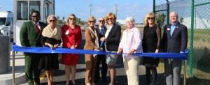 Port Manatee Opens Expanded South Gate