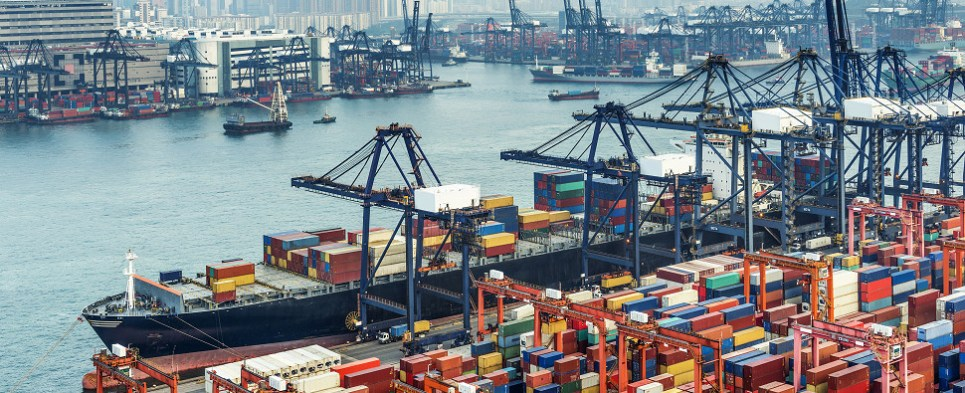 Rates are up for spot container shipments of export cargo and import cargo in international trade.