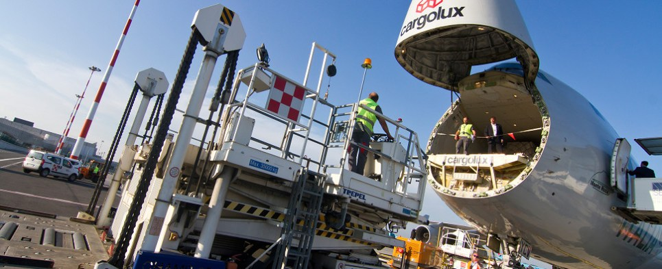 Cargolux complies with distribution guidelines for pharma shipments of export cargo and import cargo in international trade.