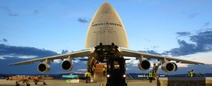 Oil and Gas Business Still Strong for Volga-Dnepr