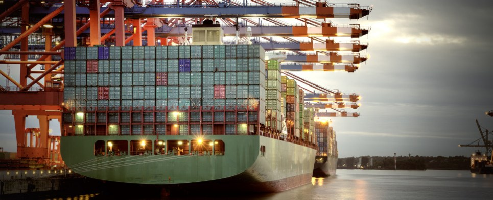 Rates up in advance of Chinese New Year for ocean shipments of export cargo and import cargo in international trade.
