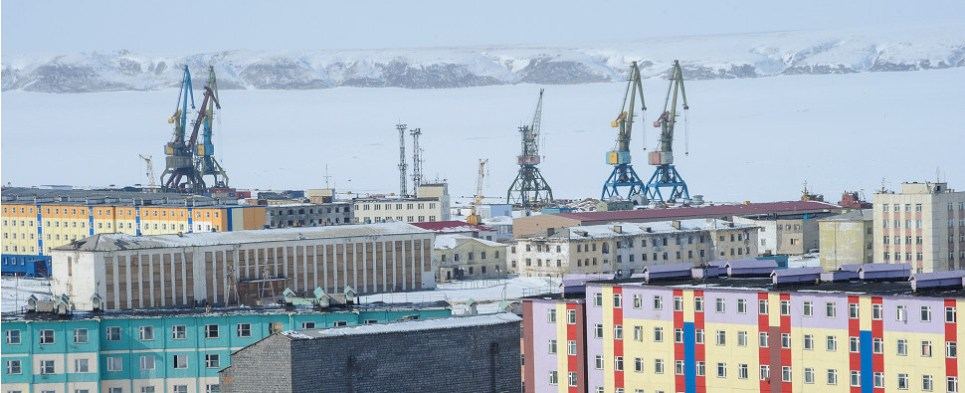 Arctic ice melt will allow more shipments of export cargo and import cargo in international trade to use northern route.