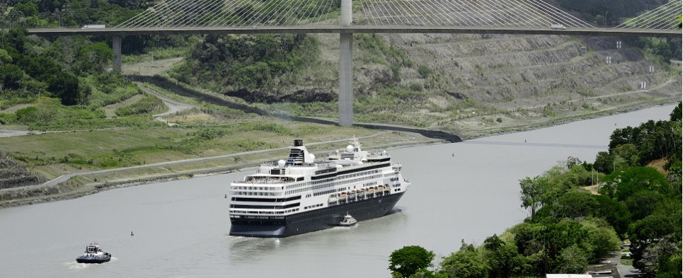The expanded panama Canal is transiting more shipments of export cargo and import cargo in international trade.