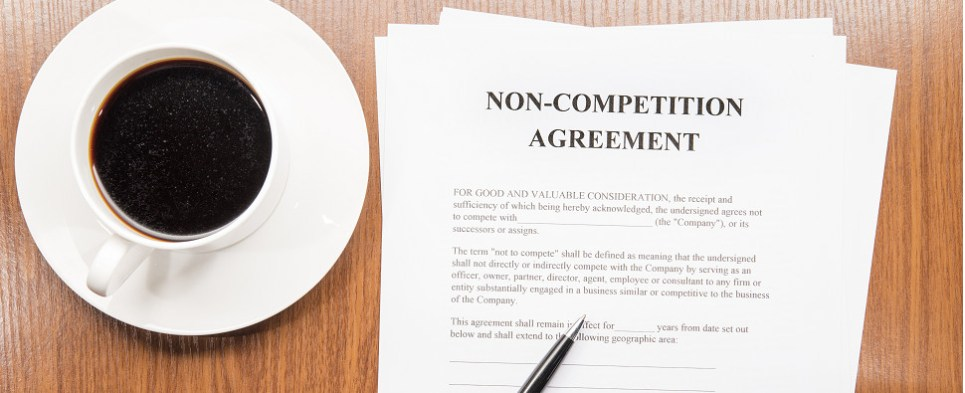 Non-compete agreements should be used sparingly by companies that handle shipments of export cargo and import cargo in international trade.