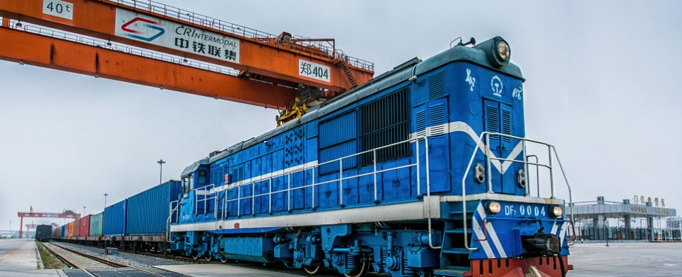 Expansion of rail network will allow UPS to handle more shipments of export cargo and import cargo in international trade.