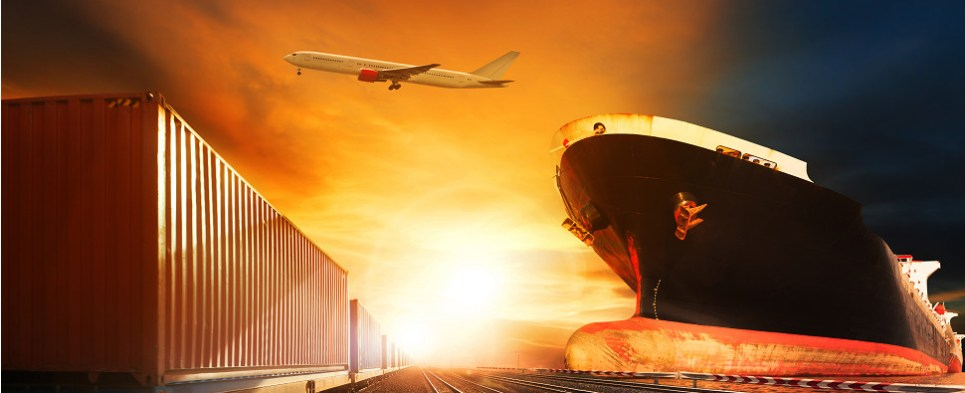 Infrastructure investments facilitate shipments of export cargo and import cargo in international trade.