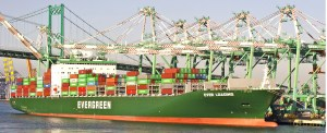 WATCH: Nine Millionth TEU Delivered to Port of Los Angeles