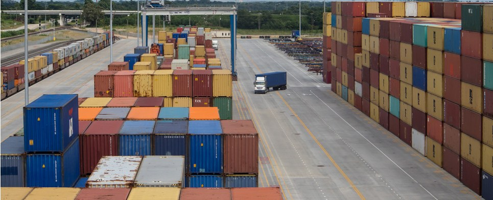 South Carolina ports project handling more shipments of export cargo and import cargo in international trade.