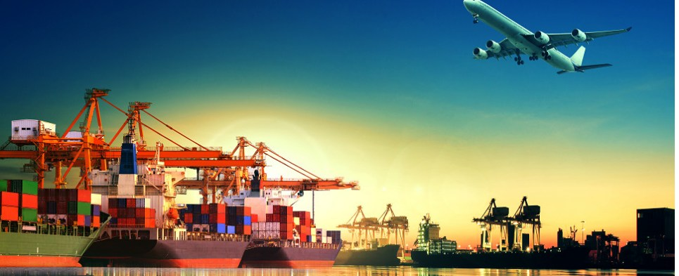 Former US officials discuss agreements governing shipments of export cargo and import cargo in international trade.