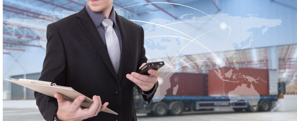 TMS helps manage shipments of export cargo and import cargo in international trade.