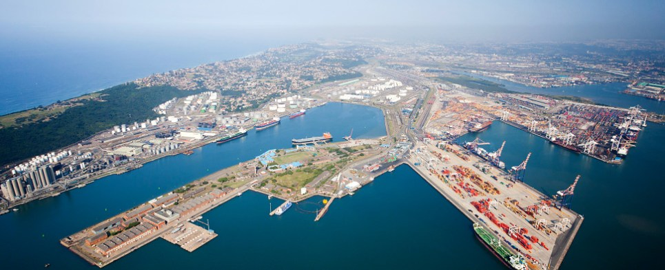 Development will allow Africa ports to handle more shipments of export cargo and import cargo in international trade.