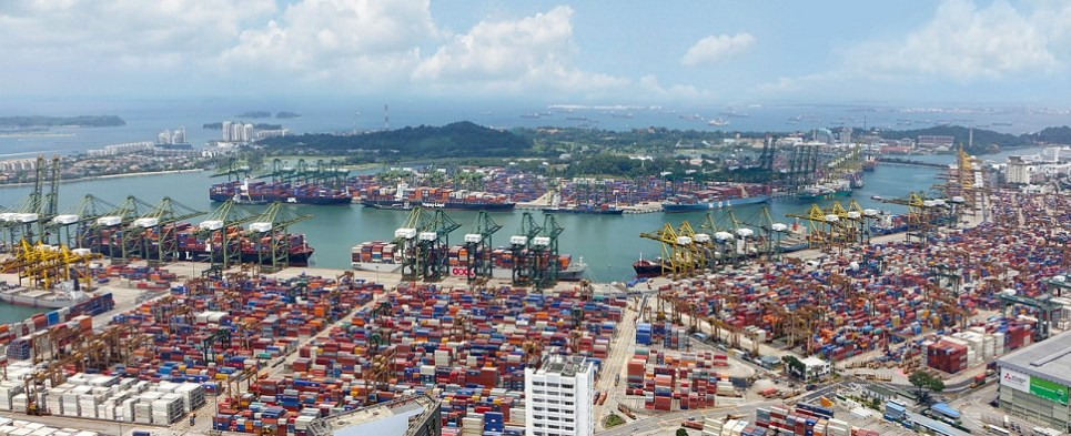 New USE port to handle shipments of export cargo and import cargo in international trade.