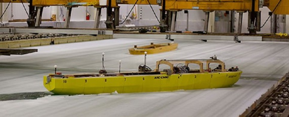 Melting ice could increase Arctic shipments of export cargo and import cargo in international trade.