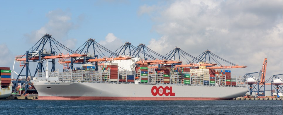 With consolidation, fewer carriers handle container shipments of export cargo and import cargo in international trade.