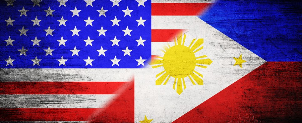US and Philippines want more shipments of export cargo and import cargo in international trade.