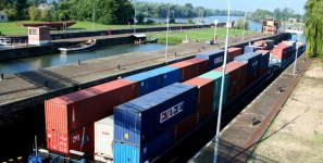European ports handling shipments of export cargo and import cargo in international trade cannot be exempt from taxation.