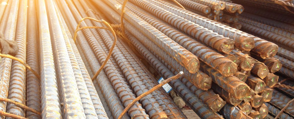 Commerce Department hits Taiwan with antidumping duties on steel rebar shipments of export cargo and import cargo in international trade.