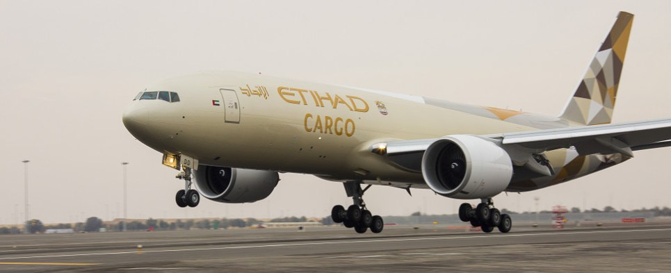 Middle East airlines care carrying more shipments of export cargo and import cargo in international trade.