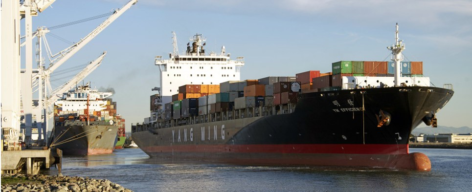 Effort to prevent complications fro insolvency of ocean carrier of shipments of export cargo and import cargo in international trade.