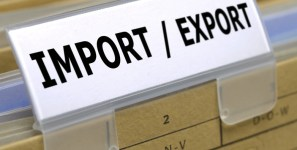Automating document processing for shipments of export cargo and import cargo in international trade.