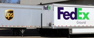 Competitors UPS and FedEx Unite to Demand Reform