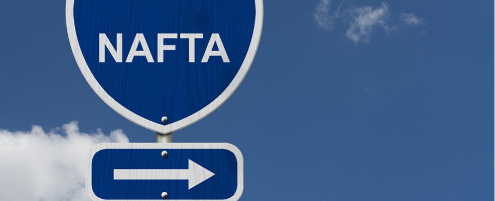 NAFTA will govern North American shipments of export cargo and import cargo in international trade.