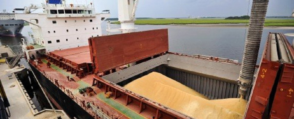 A Trump steel import ban would impact agricultural shipments of export cargo and import cargo in international trade.