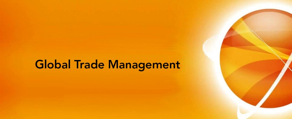 GTM software manages shipments of export cargo and import cargo in international trade.