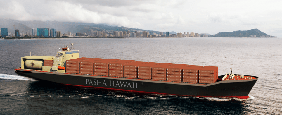 New vessels will allow Pasha to handle more shipments of export cargo and import cargo in international trade.