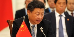 Xi wants more shipments of export cargo and import cargo in international trade for China.