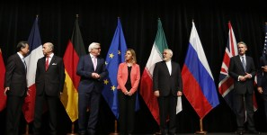 Iran sanctions would impact shipments of export cargo and import cargo in international trade.