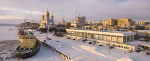 China and Russia Collaborating on Arctic Port