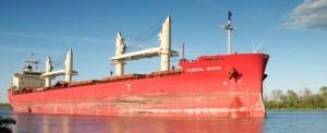 Seaway Wraps Up Navigation Season